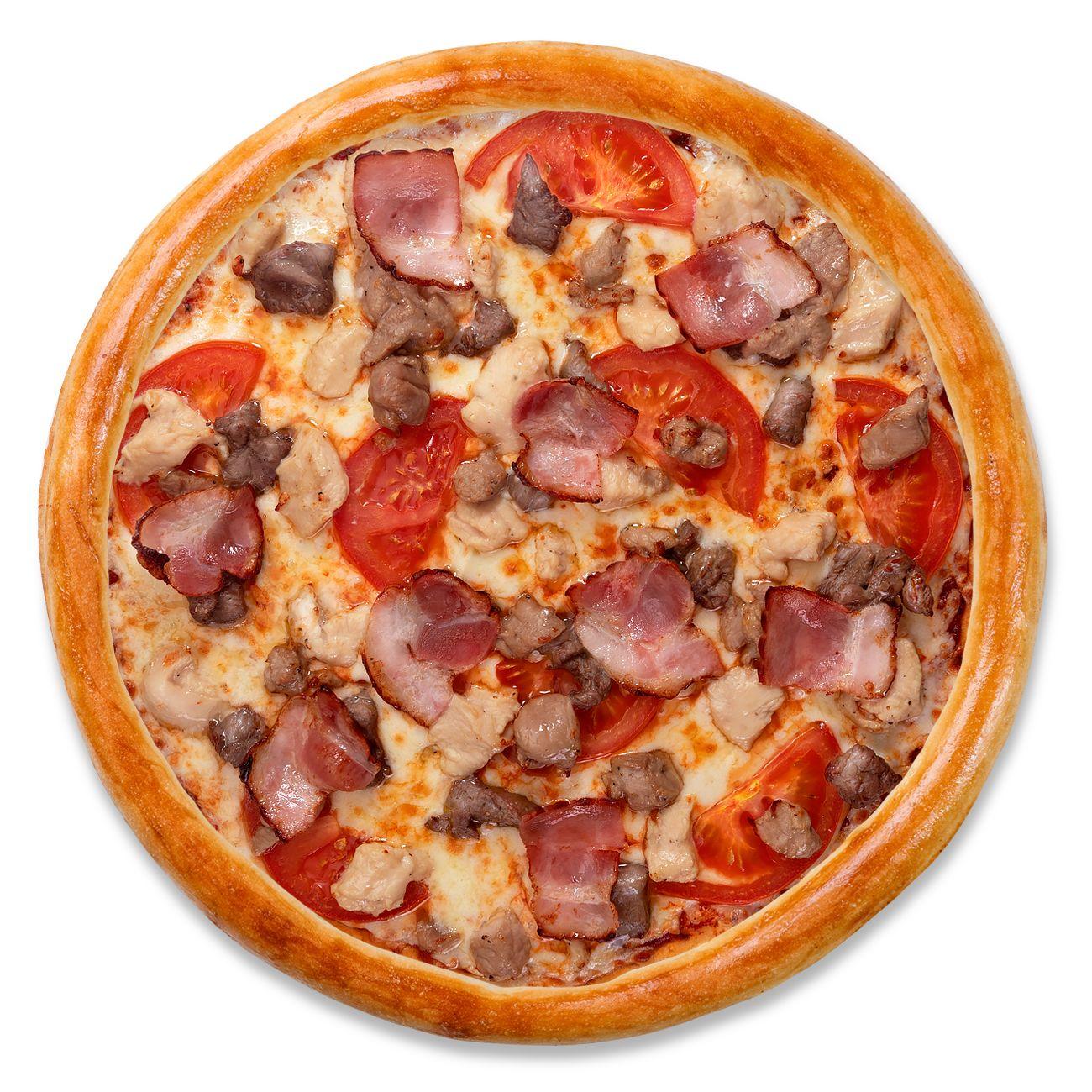 Пицца Мясное Ассорти стандарт