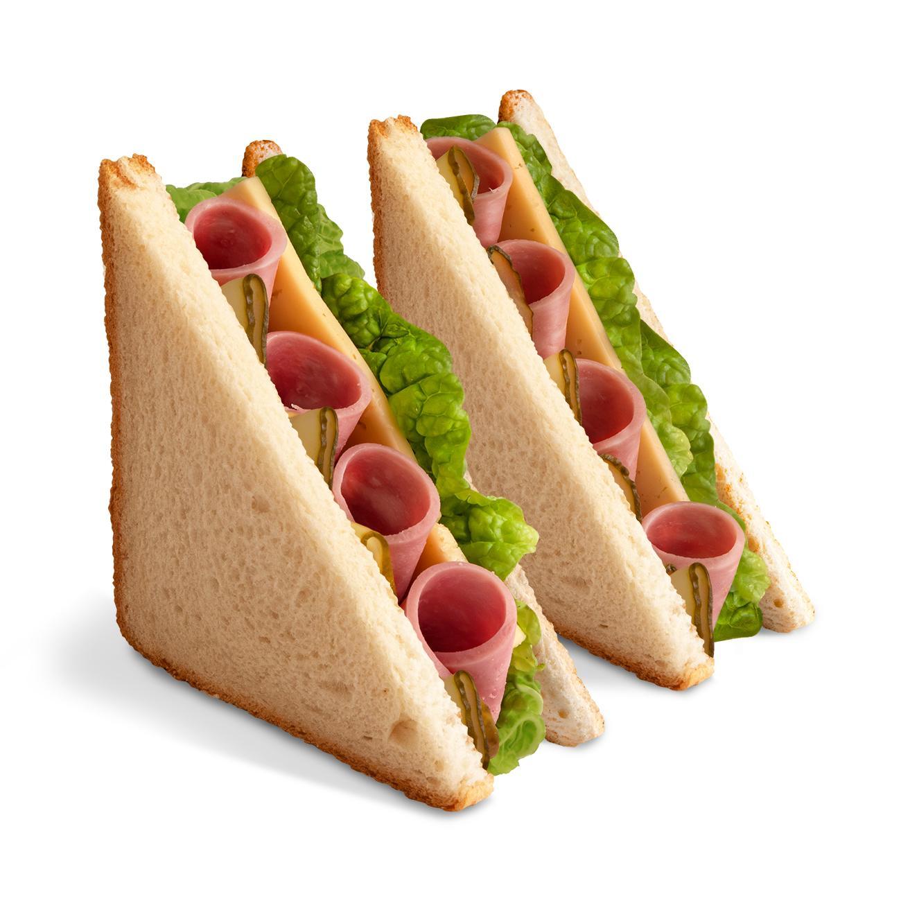 Сэндвич с ветчиной стандарт